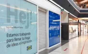 IKEA Diseña , abrirá finalmente en el Centro Comercial El Rosal 2
