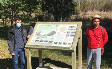 Nuevo equipamiento de educación ambiental sobre la Charca de San Bartolo 3