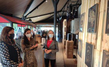 Investigadores y artistas exploran hipótesis científicas a través del arte en la nueva exposición en el Museo de la Energía 3
