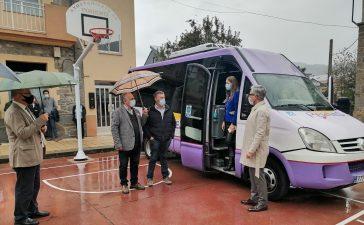 Arranca en Toreno, Berlanga del Bierzo y Páramo del Sil el bono rural de transporte gratuito a la demanda 2