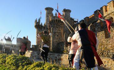 Visitas teatralizadas al Castillo, interpretadas por la compañía Conde Gatón 8