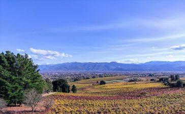 El Bierzo se adentra en el otoño mostrando su mejor color desde el Castro Ventosa 3