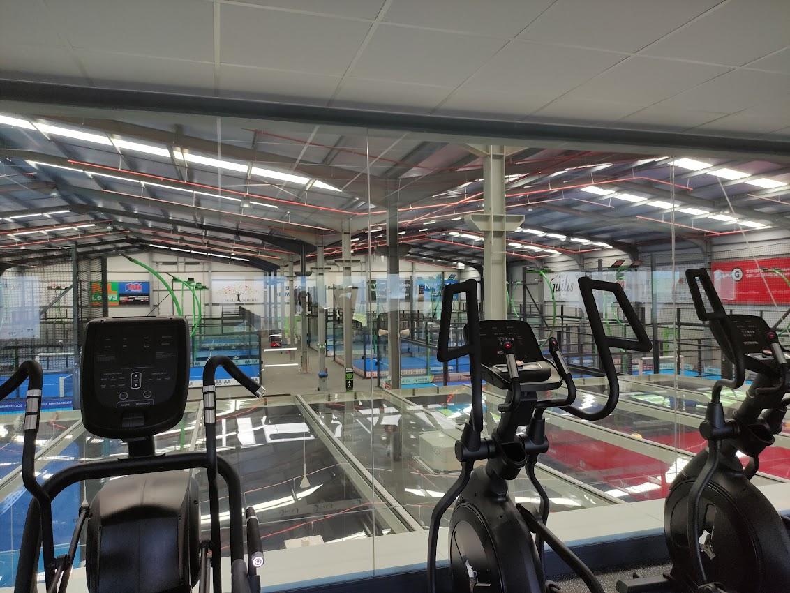 Abre en Bembibre DST Sport, un centro de práctica de pádel de alto rendimiento 1