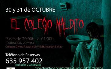 Villafranca organiza el fin de semana la actividad 'El Colegio Maldito' 2