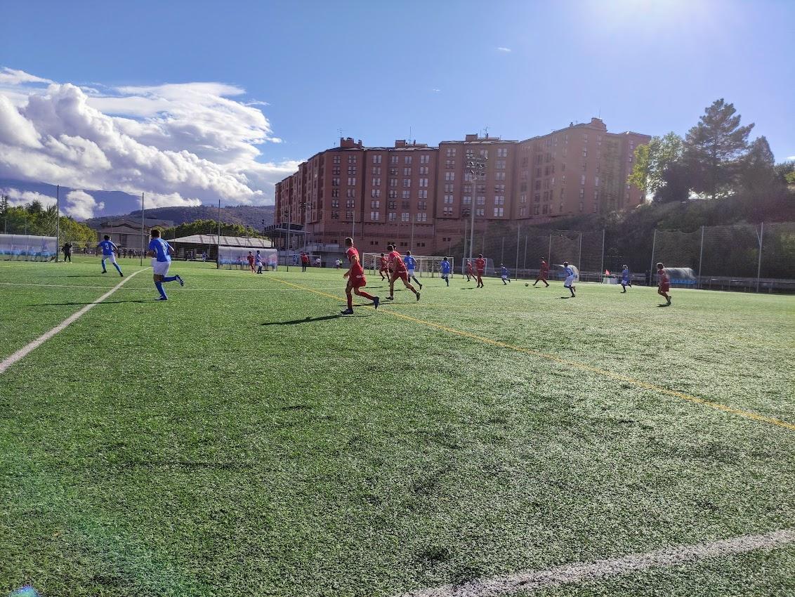 Fútbol base en el Bierzo. Horarios del fin de semana 1 al 3 de octubre 1