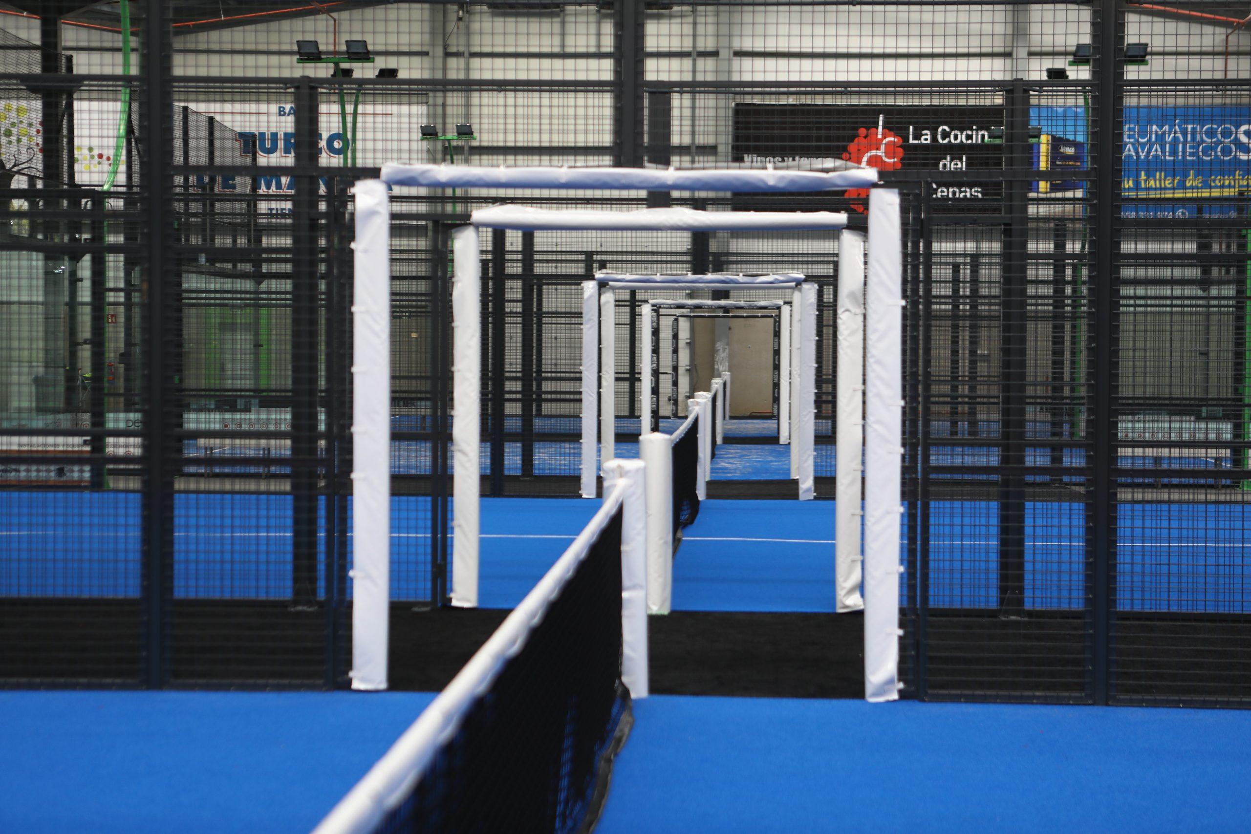 Abre en Bembibre DST Sport, un centro de práctica de pádel de alto rendimiento 11