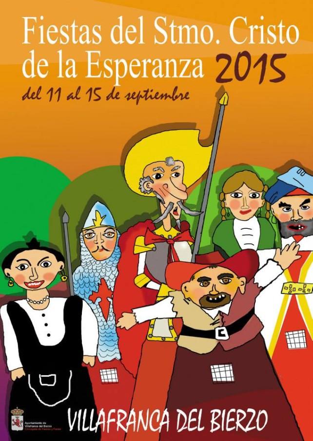 Fiestas del Cristo de la Esperanza 2015 en Villafranca del Bierzo 9